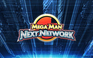 MegaMan Next Network Wallpaper by CyberAxl