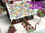 Gingerbread, Fruitcake, and Eggnog Nightmare No. 2 by Norski