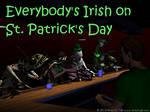 St. Patrick's Day, 2012
