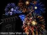 Happy New Year: 2015!