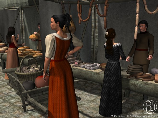 Interlude: Market Day