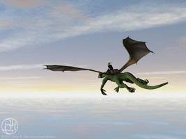 Journeys, Destinations, a Dragon, and a Lemming by Norski