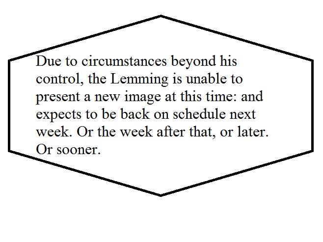 The Lemming Regrets...