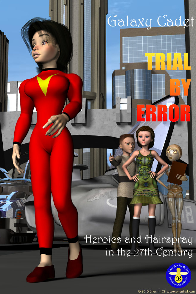 Trial by Error Poster