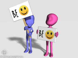 Be Happy by Norski