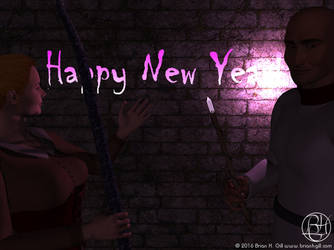 Happy New Year! by Norski