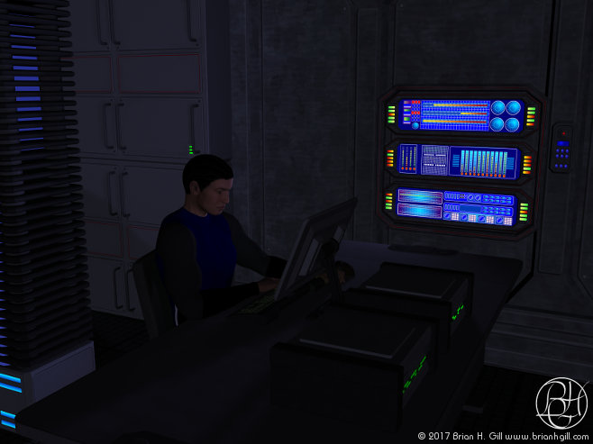Desk Duty