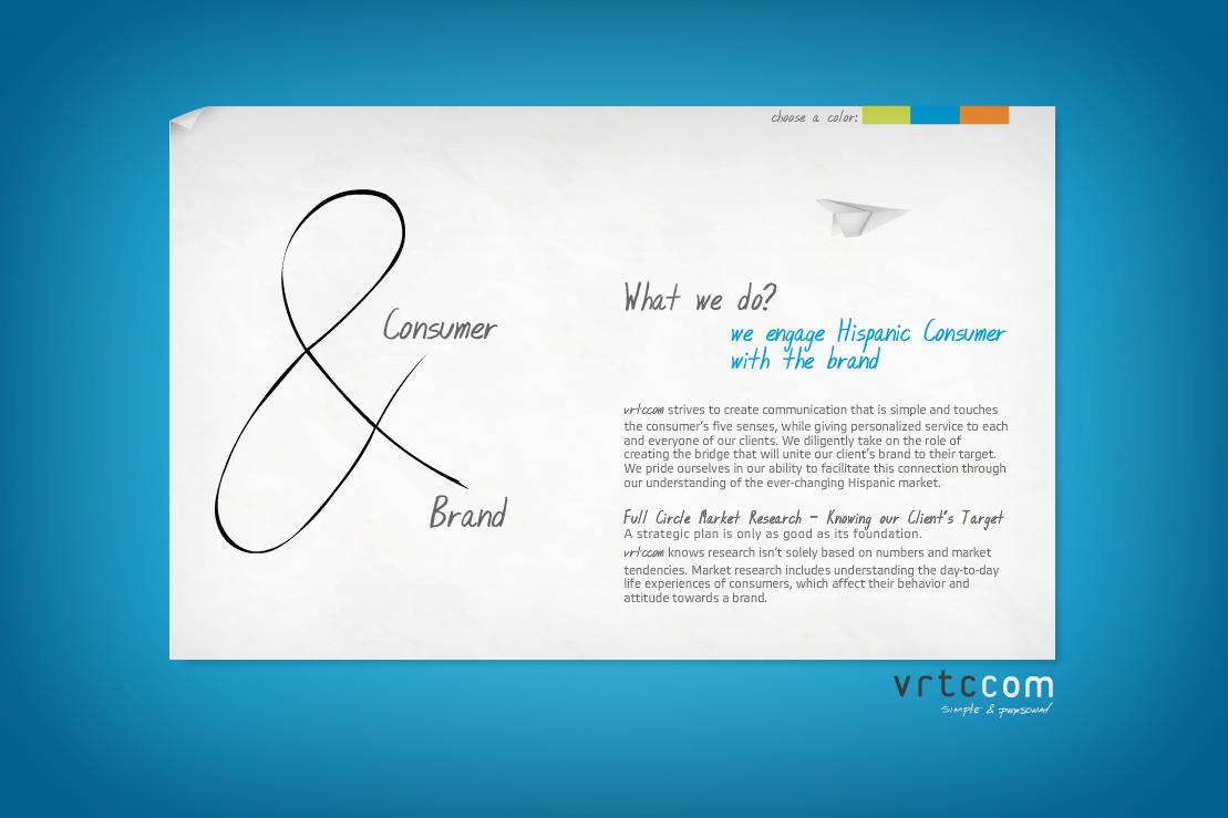vrtc webdesign by diego64