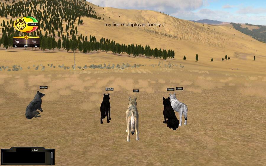 WolfQuest Scrnsht. 1