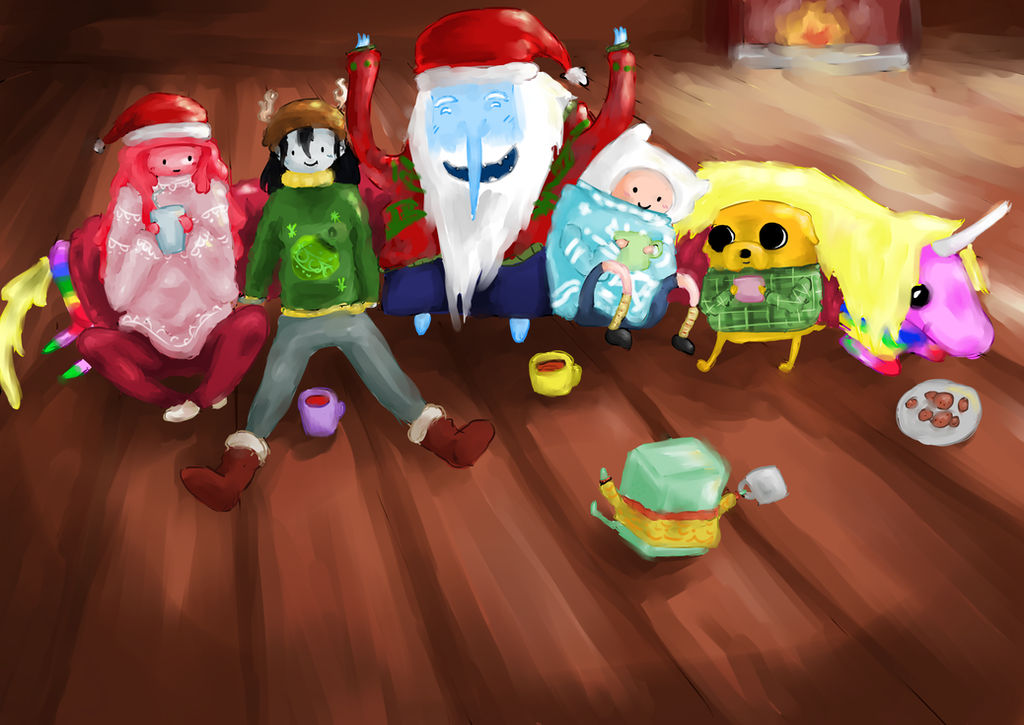 It's Christmas time!