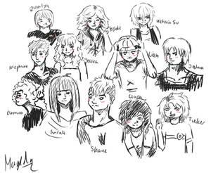 Sketchdump - all of them