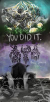 Best Day Worst Day - Skyrim by MagiTheLion
