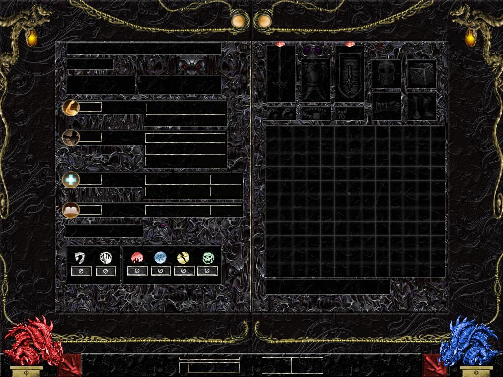 Diablo 2 Mod Interface by theFaustVIII on DeviantArt