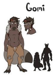 Gomi - Raccoon Demon