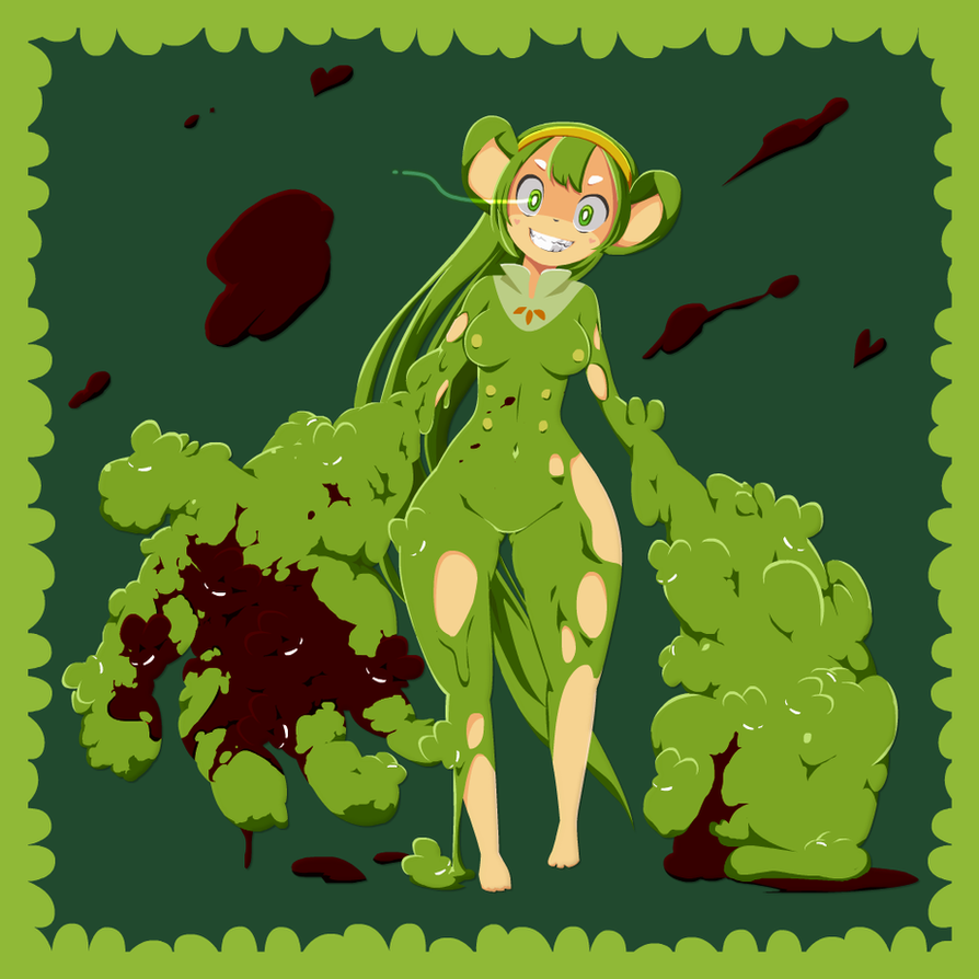 middrilo-BigArm by hataraki-ari