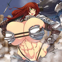 Crimmy-Roku's commission by hataraki-ari