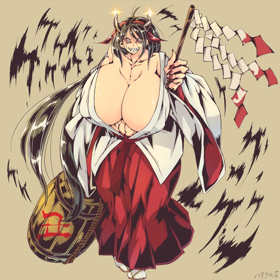 Mikoku by hataraki-ari