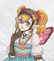 Princess Agitha by sekuharapiercings
