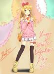 Happy White Valentines Day