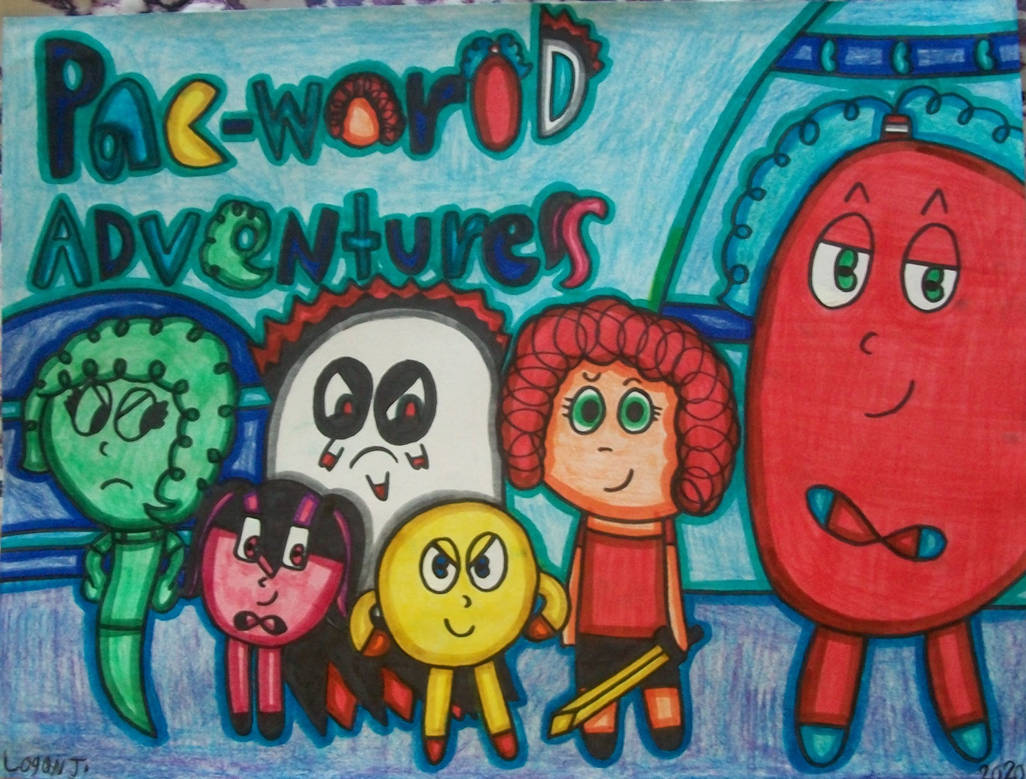 Pacworld Adventures