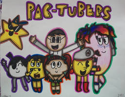 Pac-Tubers!