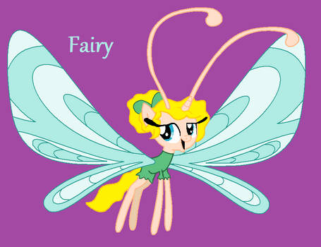 Fairy (Breeziefied)
