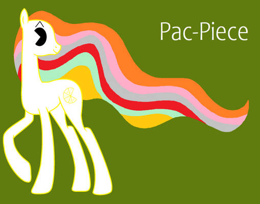 Pac-Piece (ponified)