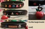 Pac-Man Bangle bracelet (Small)
