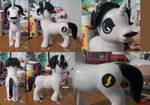 Alive Betrayus (Custom pony)