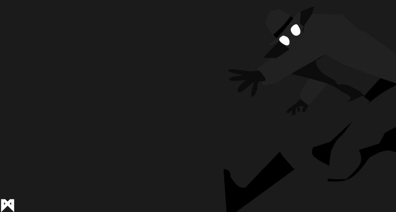 Spider Man Noirminimalist Desktop Wallpaper By Mattprz On