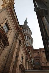 La Cupola della Basilica di San Gaudenzio