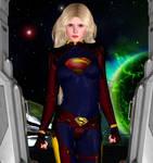 Krypton's Daughter by Comikazi