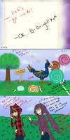 Kia-chan in... Dreamland! (part2)