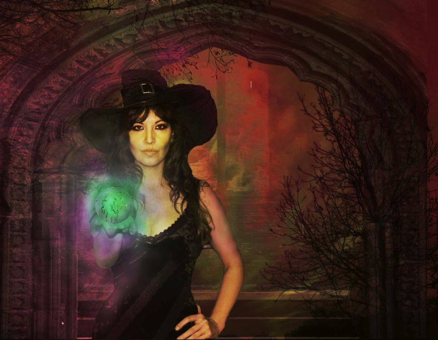 My sweet enlightening witch by time-o-space