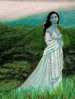 Green Girl by cabridges