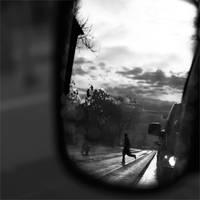 Sad streets
