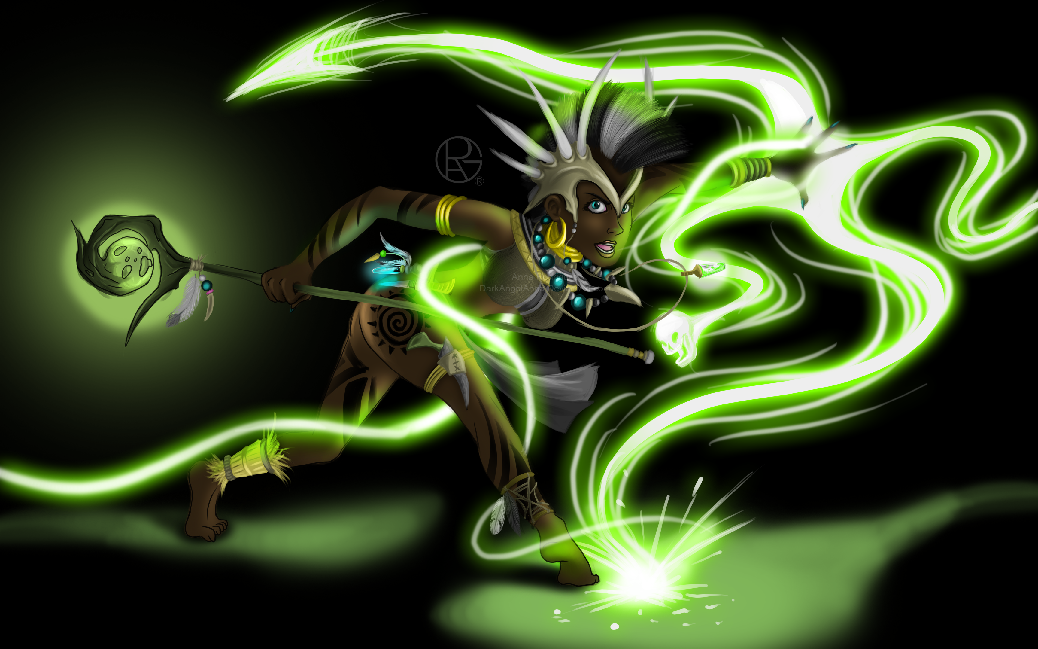 Zecora The Witch Doctor by Py-Bun on DeviantArt