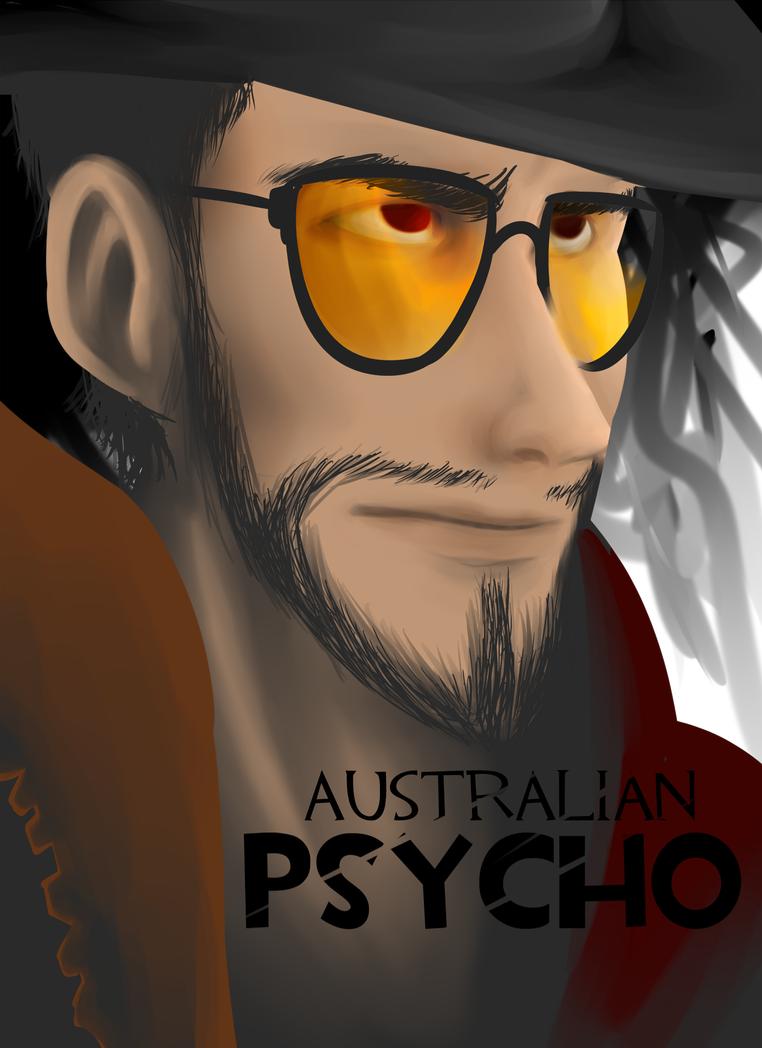 Australian Psycho by Py-Bun