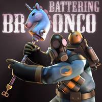 Battering Bronco (Steamworkshop Item) by Py-Bun