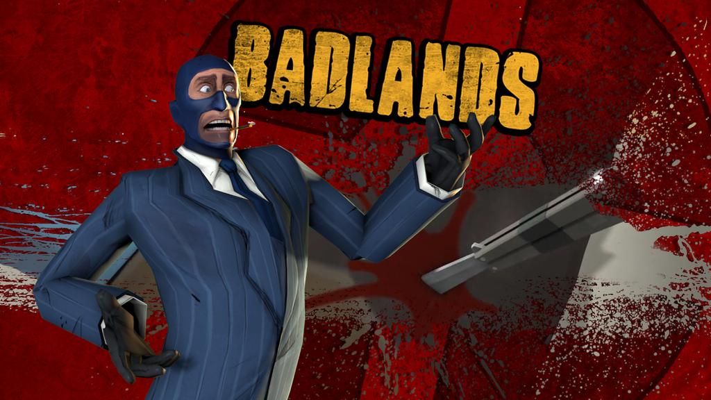 Badlands Spy Reskin by Py-Bun