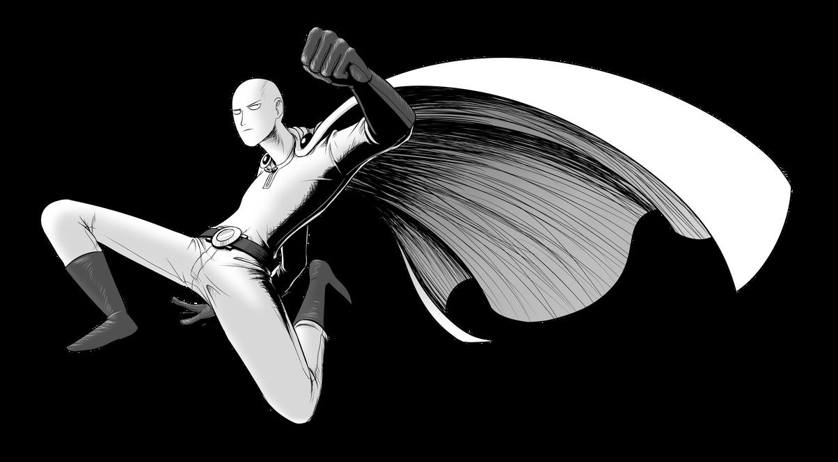 Oneleap Man by Py-Bun
