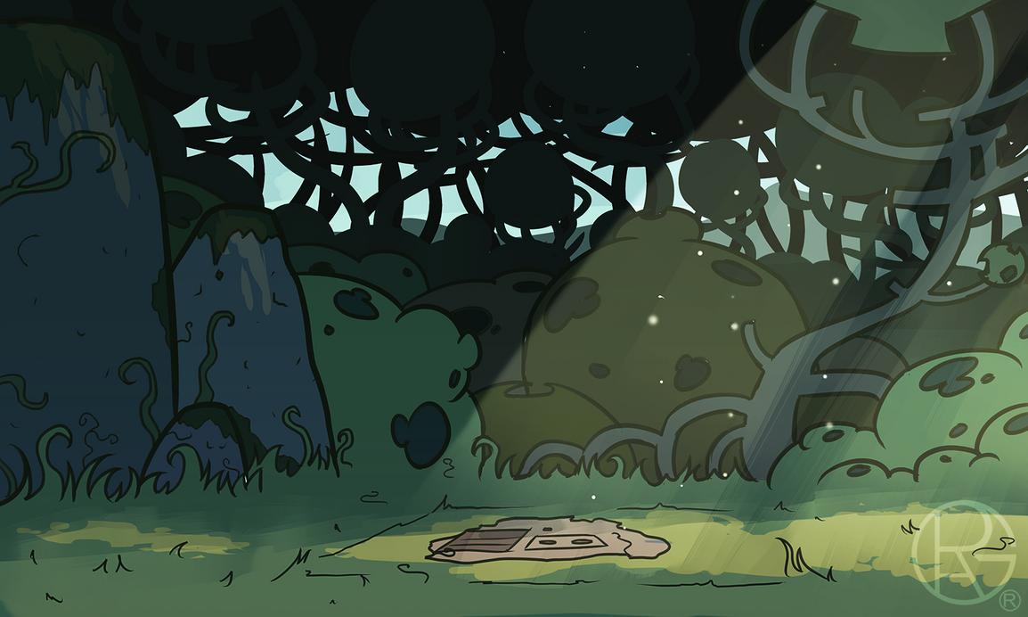A Forest by Py-Bun