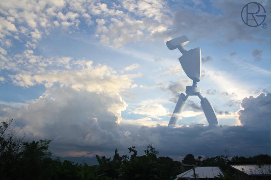 Sky Walker by Py-Bun