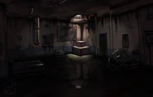 Abandoned ctf_Sawmill by Py-Bun