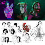 HM Tumblr Doodles 4