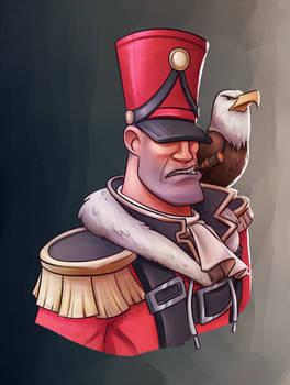 Supererogatory Soldier