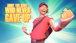 The Scout Who Never Gave Up by Py-Bun