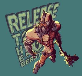 Release the Beast by Py-Bun