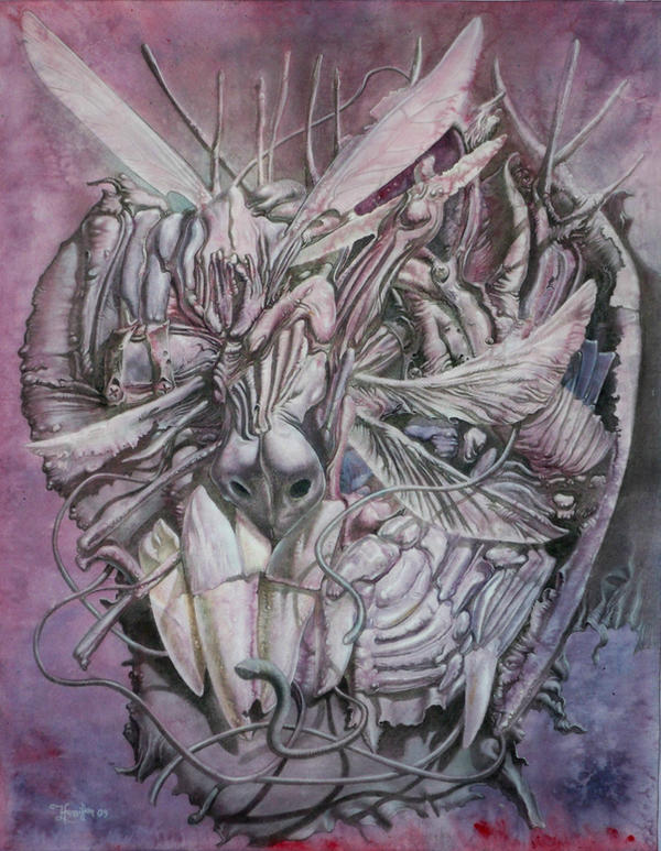 Fear of Slippage by PeteHamilton