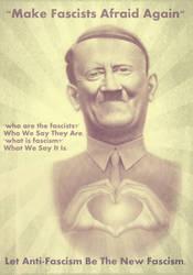 Literally Hitler, retro version by PeteHamilton